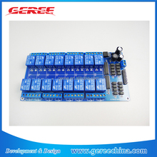 16 channel relay module power supply 12V module for Arudino