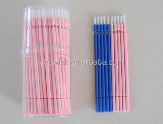 Dental Disposable Applicator Brushes Prophy Brushes