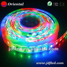 5050 flexible cuttable connected 12V led strip rgb 10m