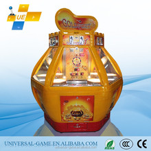 2015 Hot Selling Gold Fort Simulator Lottery Game Machine