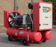 Eg Series Electric Portable Screw Air Compressor for Mining