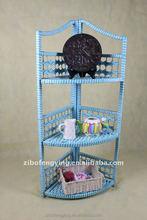 Eco-friendly folding cheap rack, storage rack shelf