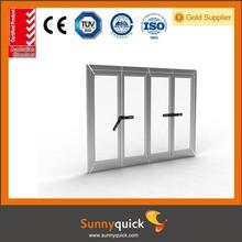 HIGH qualitty new design soundproof aluminum casement window