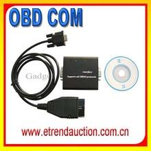 Hot sale Diagnostic Interface ELM327 COM PC-based Scanner Tool For Vehicles ELM327 COM port interface support all OBDII protocol