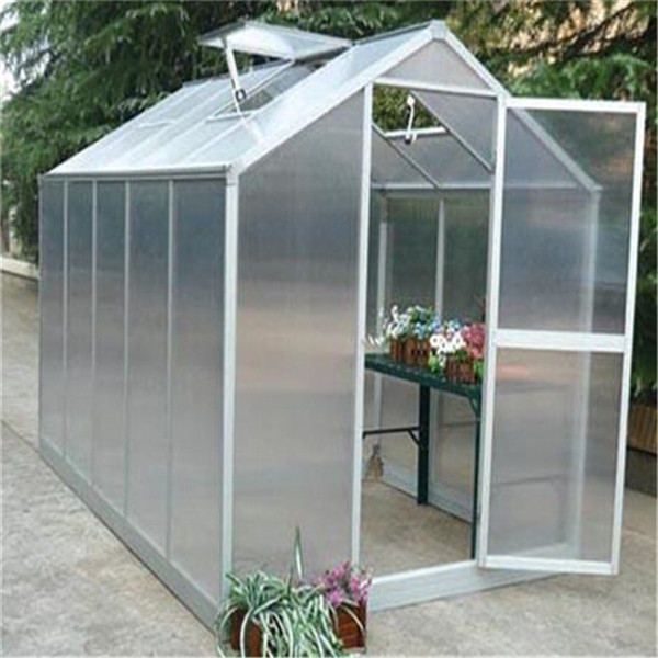 Uralita transparente para invernadero materiales de - Techo transparente policarbonato ...