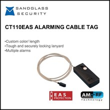 80*36*25(mm) eas rf 8.2mhz security system eas hard tag for clothes