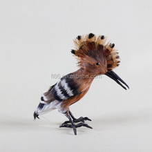 animated furry plastic wholesale artificial birds