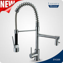 put down single handle upc kitchen faucet installation