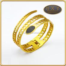 Fashion Bracelet,316l stainless steel arm cuff
