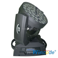 36*10W LED Moving Head Zoom Stage Light for pro show lighting