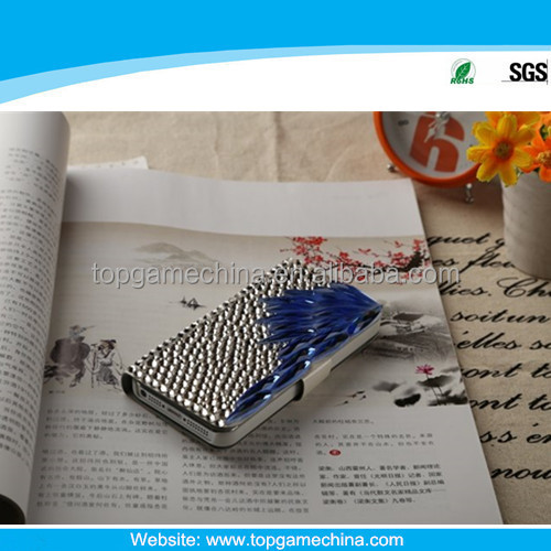 Funky mobile phone case for iphone 5 diamond case