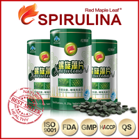 Food Supplement GMP Certificated Natural Spirulina Slimming Capsule