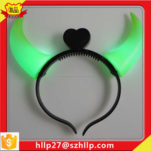 Event & Party Supplies For Kids LED OX Horn Head Hoop Wholesale Party Accessories LED Flashing Head Band