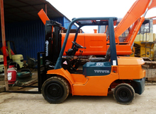 used toyota 3 ton forklift truck