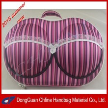 Best Seller Portable EVA Bra Bag, Bra Panty Bag, Eva Bra Case