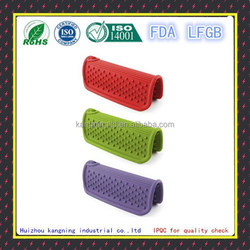 High quality silicone pot handle,silicone pan handle,silicone hot handle holder