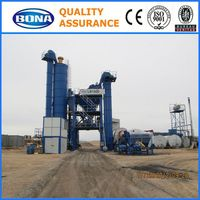 Algeria Bitumen Supply Stable Container Type Asphalt Mixing Station
