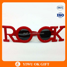 2016 party rock cool sunglasses, party rock glasses for sale