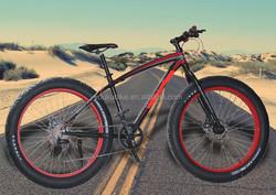 Trade assurance New Beach cruiser 26'' 4.0 new design steel fat bike /snow mountain bike/mountain bike price