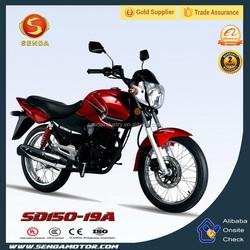 2015 New Style street bike 150cc Titan motorcycle SD150-19A