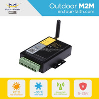 F2114 Real Time Monitoring modem and Control GSM/GPRS M2M communication Control Router with GPRS modem