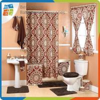 Brand new grommet shower curtain