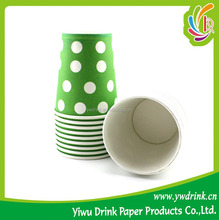 With 8 Years Manufacturer Experience Factory Supply WIth Dot Pattern Tea Paper Cup