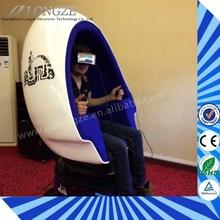 Hot selling simulator game machine the cinema 9DVR of single seat