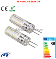 Silicon Cover High Power 3W 150lm Led G4 Bulbs,12v G4 Led