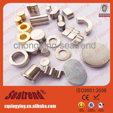 China N35/N42/N38/N45/N50/n52(M,H,SH,UH,EH) Cylinder/ disc/arc/bar/ ball/strip/ stick/ring/ block Neodymium Magnet