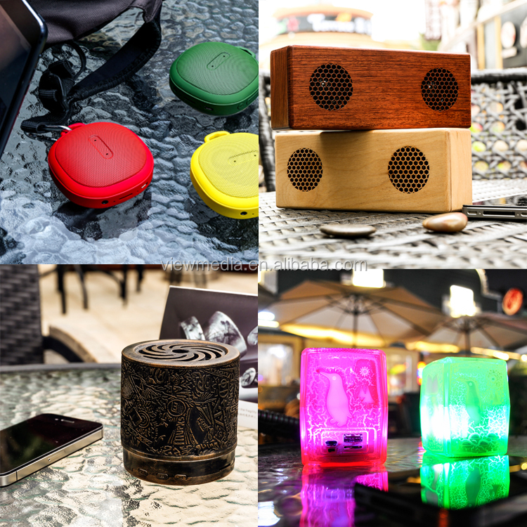 Innovative Design Camera Like Wireless Speaker