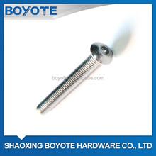 316 Stainless Steel A4-80 Hex Socket Head screws