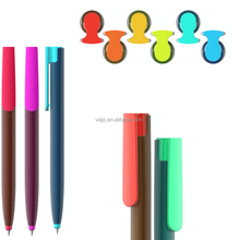 promotion plastic ballpoint pen with LOGO print