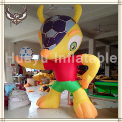 New design inflatable products for inflatable advertising,inflatable cartoon model can customsed