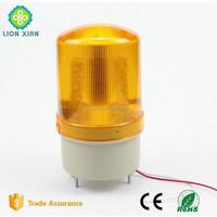 led revolving flash mini beacon light