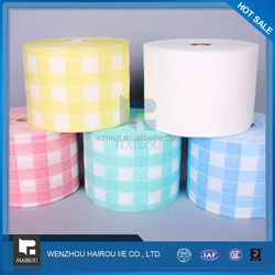 The Leading Manufacturer of PET Spunlace Nonwoven Fabric to Wipe Motorcycle