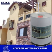 WP1322 High-performance Nano Penetrating waterproof sealant for cement building oil proof and don't change appearance
