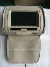 7 inch car Headrest DVD player with game and TV
