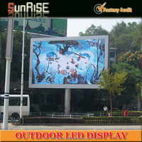 High resolution with Competitive Price Advertising Outdoor Led Display