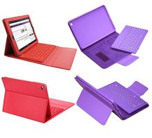 Smart PU Leather Stand Wireless Bluetooth Keyboard Case For Ipad 2 3 4