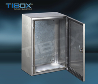 Custom made stainless steel deep drawing box enclosure housing
