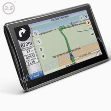Touchscreen 5 inch Car GPS Tracker Sat Nav Navigation MTK 4GB FM MP4