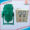 Induction Heater for Melting Aluminum Small Induction Furnace