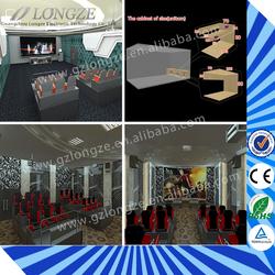 New Technology Hydraulic/Electronic 5 D Cinema / 5D Cinema Supplier