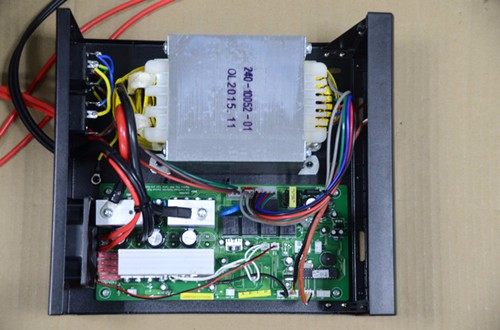 DC para AC Inversor 12 v para 230 v 500 w
