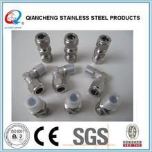 top quality male pipe compression fittings