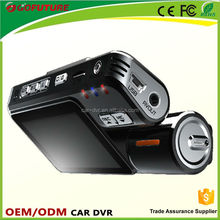 Hot sell 3.0 inch car night vision motion detection electronic dashcam