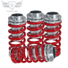 High Quality Coilover Springs for EF EG EK SI INTEGRA DA DC2 / Adustable Coilover