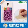 Inexpensive promotional adhesive smart phone pocket