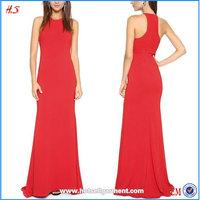 Tall tube women sexy maxi dress prom tube dress floor-length gown